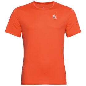Odlo Cardada Koszulka z krótkim rękawem Mężczyźni, mandarin red